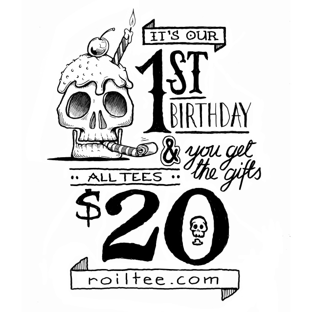 BIRTHDAY AD